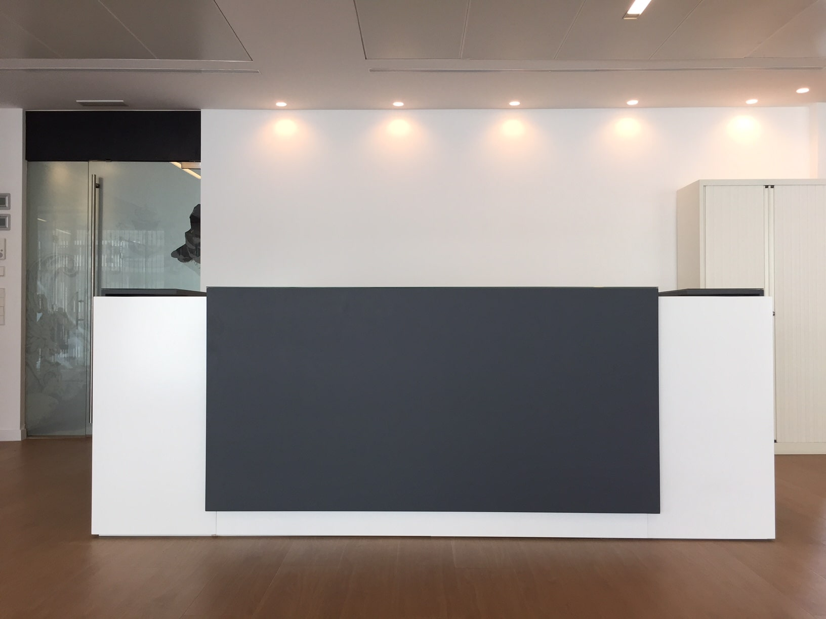 Mobiliario para empresas según diseño