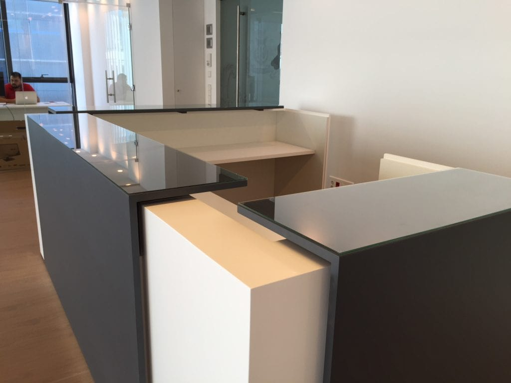 Mobiliario para empresas a medida